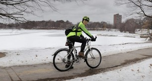 How to: Keep cycling to work in the winter