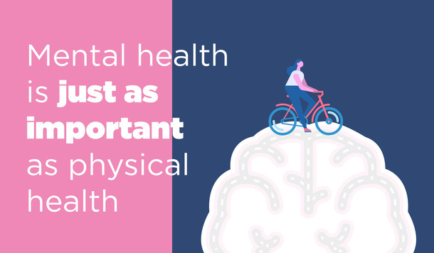 The mental health benefits of Cycling to Work